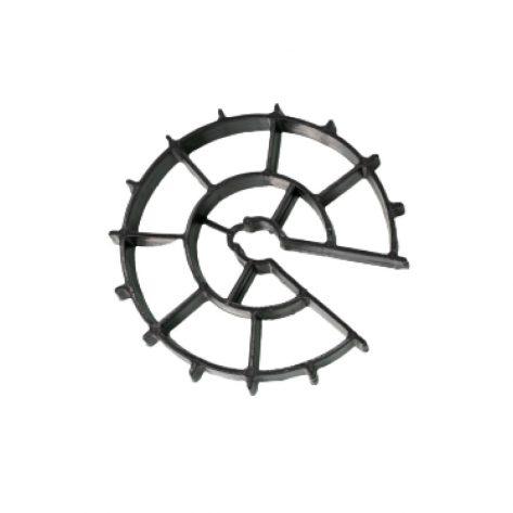 Separador de Moldaje Tipo Rueda 25mm