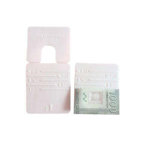Identificador de Billete con Sistema Braille